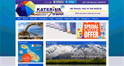 Preview of katerinatravel.com.cy