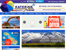 Tablet Preview of katerinatravel.com.cy